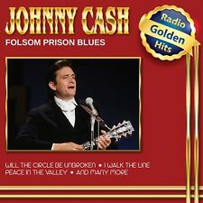 JOHNNY CASH - FOLSOM PRISON BLUES   CD NEW+