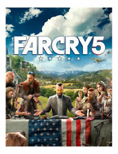 Far Cry 5 (Microsoft Xbox One, 2018) - C/W Hope County Steel Box