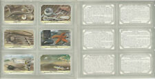 Liebig, Set 6 Cards, F1594, 1954, The Sea Shore, Fish, Crab, Starfish