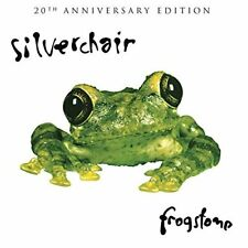 SILVERCHAIR     -     FROGSTOMP : 20TH ANNIVERSARY EDITION    -          NEW CD