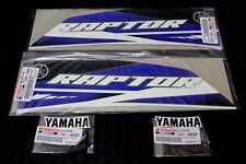 Yamaha Raptor 700 Decals Graphics Kit Stickers GENUINE YAMAHA STOCK OEM 700R  #8