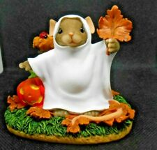Charming Tails - You're Boo-tiful - Halloween Figure 85/108 Nos 2001 Ghost Jol