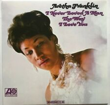 ARETHA FRANKLIN I Never Loved A Man The Way I Love You Vinyl