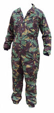 BRITISH ARMY JUNGLE CAMO COVERALL - XXL - BRAND NEW - ZE2396