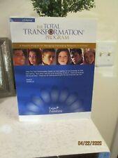 Total Transformation Program James Lehman Parenting CDs DVDs Workbook MINT