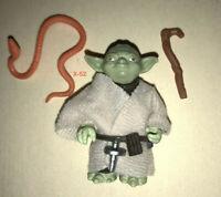 STAR WARS RETRO Collection YODA figure Jedi Mastr Empire Strikes Back toy kenner