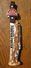 Redhook Brewing Pumpkin Porter Knife Figurine Beer Tap Handle