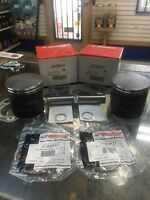2001-2004 Arctic Cat 800 Zr, Zl, Mountain Cat, Wiseco Piston Kits, Standard 81mm