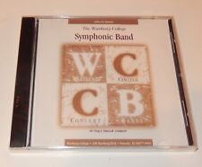 Warburg College Symphonic Band 2002-03 Season CD Craig Hancock NEW Waverly IA