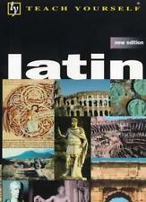 Teach Yourself Latin New Edition (TYL),Gavin Betts