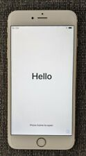Apple IPhone 6s Plus mobile phone Gold 16Gb In Excellent Condition unlocked
