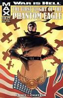 War is Hell: First Flight of the Phantom Eagle by Ennis & Chaykin TPB Marvel MAX