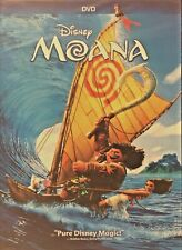 Disneys: Moana DVD (Brand New / Free USPS Shipping)