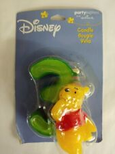 Winnie the Pooh Disney 3rd Birthday 3 Cake Topper Candle Birthday Party