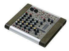 Soundcraft COMPACT 4 Mixer 2x Mono 2x Stereokanal DI-Box 3-Band-EQ DJ Equipment