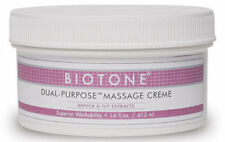 Biotone Dual Purpose Massage Creme 14 oz.