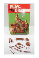 PLAY BIG  Wikinger Set  nur Zubehör 6012 70er mit OVP ( F6 )
