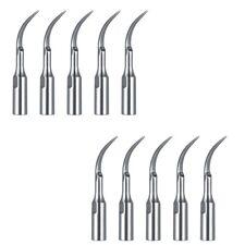 10X Dental Scaler Tip PD1 Perio For DTE SATELEC Ultrasonic Scaler USA