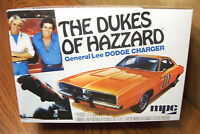 MPC GENERAL LEE '69 DODGE CHARGER 1/25 SCALE MODEL KIT