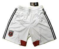 adidas MLS Mens D.C. United ClimaCool Soccer Shorts NWT $60 S, M, L, XL