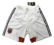 adidas MLS Mens D.C. United ClimaCool Soccer Shorts NWT $60 XL