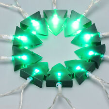 2.2M Battery Operated Fairy String Light 20 LED Green Christmas Pine Tree Decor