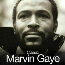 MARVIN GAYE classic (CD, compilation, 2008) best of, soul, very good condition,