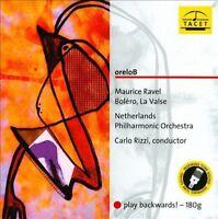 RAVEL, M. - BOLERO, LA VALSE NEW VINYL RECORD