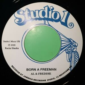 STUDIO ONE.BORN A FREEMAN.DIRTY PEOPLE AL & FREDDIE