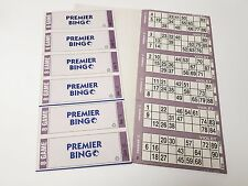 Premier Bingo Tickets 12096 8 Page 6 To View Bingo Books 8 Game