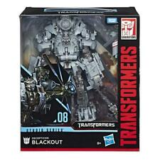 Transformers–Figurine MV6Studio Series Leader TF1Blackout, e0980