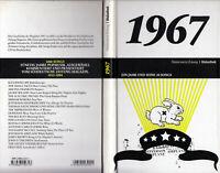 Ein Jahr und seine 20 Songs / 1967 / SZ Diskothek / Buch+CD von 2005 / Neuwertig