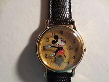 Lorus Mickey Mouse Watch 60 Years Of Mickey New MIB