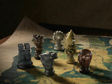 GAME OF THRONES - Map Marker Set with Westeros Map- Awesome Collectible