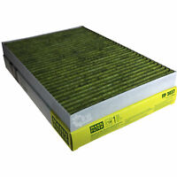 MANN-FILTER Biofunctional Pollenfilter Innenraumfilter für Allergiker FP 3037