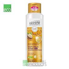 Lavera Vegan 2in1 Shampoo & Conditioner Deep Care & Repair 250ml