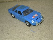 Alpine Renault A110 1:24 Ixo Hachette Auto Vintage Model Car Modellauto