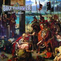BOLT THROWER - THE IVTH CRUSADE (FULL DYNAMIC RANGE VINYL)   VINYL LP NEU