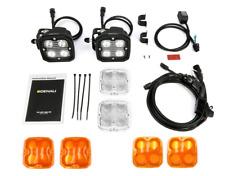 Denali 2.0 D4 Trioptic Amber LED Light Kit with Datadim Technology | DenaliShop