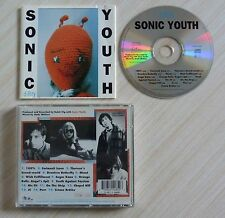 CD DIRTY - SONIC YOUTH 15 TITRES 1992 MADE IN GERMANY