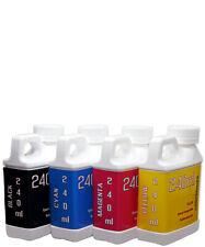 Dye Sublimation Ink 240ml Bottles For Epson Wf 7710 7720 7610 7620 Non Oem