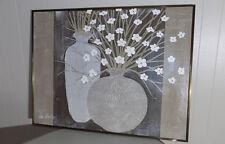 Lee Reynolds impressionistic painting mid century modern vanguard studios burr