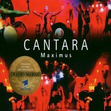 Cantara Maximus (2002)  [Maxi-CD]