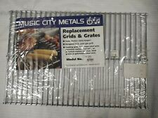 """Gas Grill Cooking Grate Chrome Plated Steel 14"""" x 21"""" ************"""