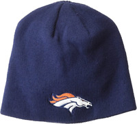 Denver Broncos Youth NFL Beanie Knit Hat Cap NEW ... FREE SHIPPING ! ! !