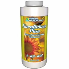 General Hydroponics Floralicious Plus for Gardening, 16-Ounce