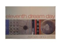 Eleventh Dream Day Poster Zeroes And Ones 11th Tortoise