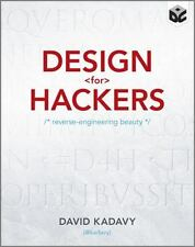 Design for Hackers: Reverse Engineering Beauty (Paperback or Softback)