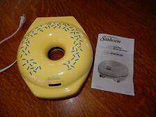 Preown Sunbeam Donut Maker EUC