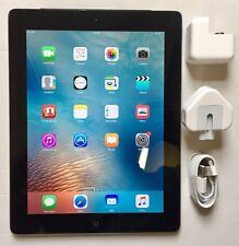 EXCELLENT Apple iPad 3 16GB, Wi-Fi + Cellular (Unlocked), 9.7in - Black